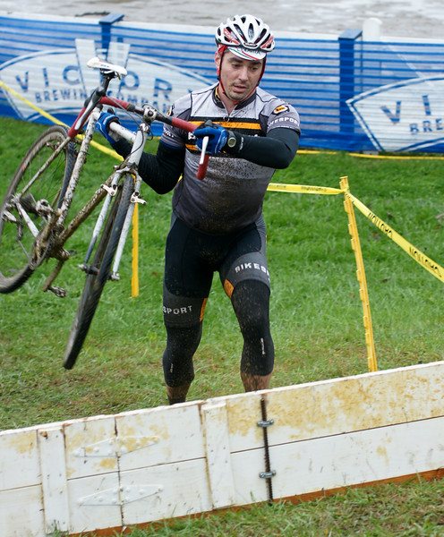 Wissahickon Cross  - 2009-04323