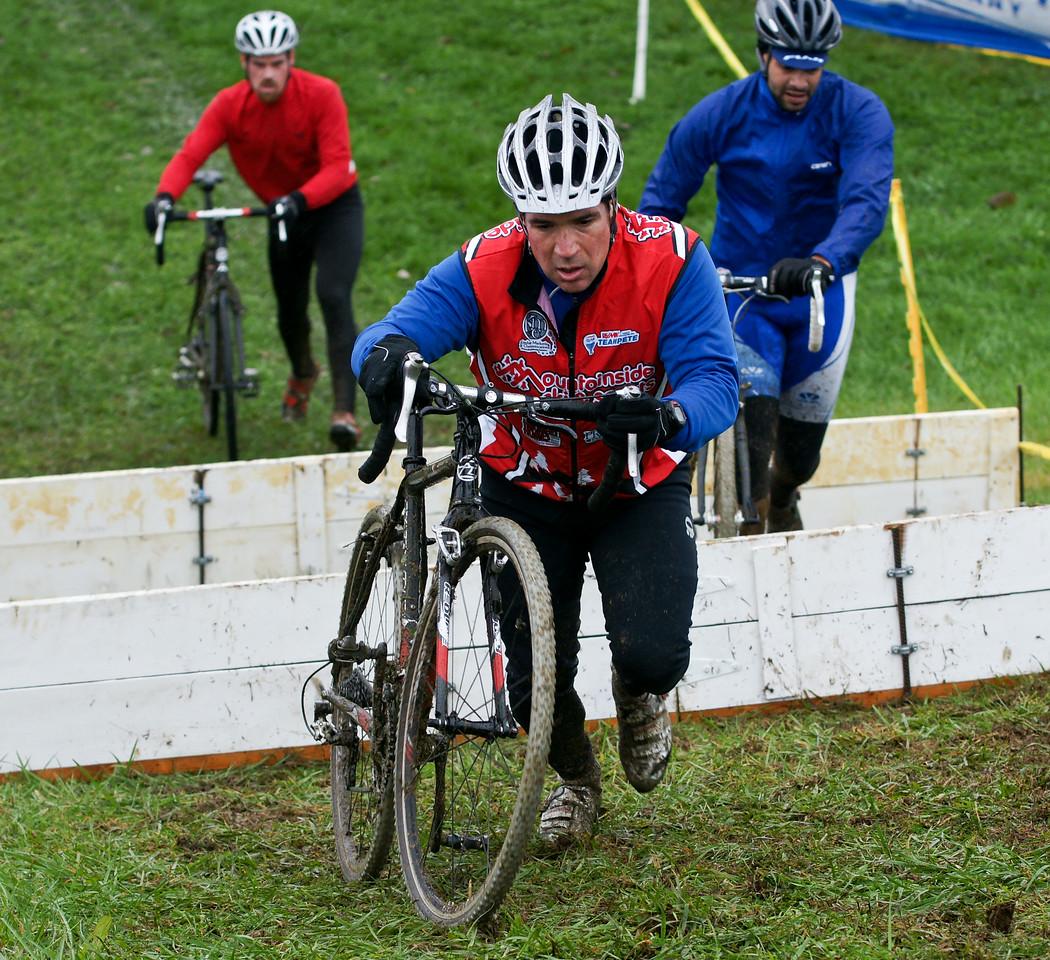 Wissahickon Cross  - 2009-04351