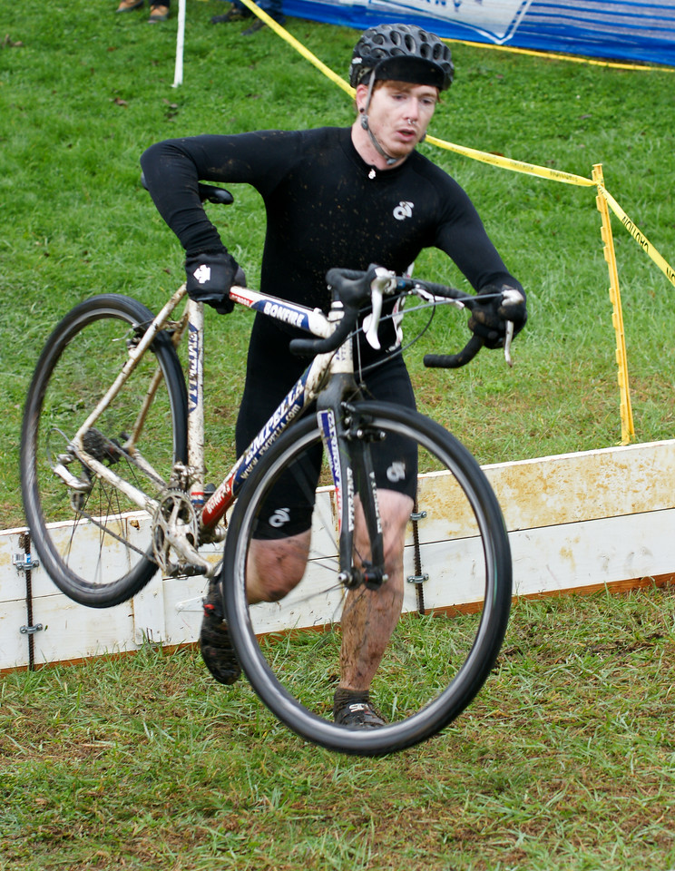 Wissahickon Cross  - 2009-04268
