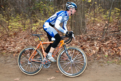 2009 Bloomer Cyclocross Race - Elite, Masters, SS