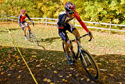 2009 Lower Huron Cyclocross Race - Elite, Masters, SS