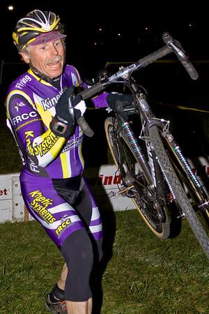 2009 Munson Park Night CX Race - Elite, Masters, SS