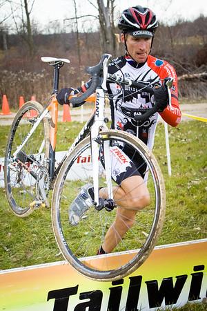 2009 Stony Creek Cyclocross Race - Elite, Masters, SS