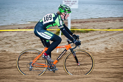 2010 Stony Creek CX - Masters, Elite Women, SS