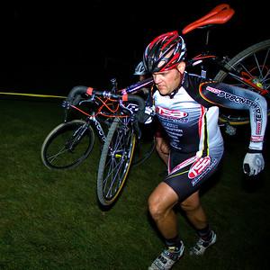 2009 Munson Park Night CX Race - C & B