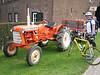 Allis Chalmers tractor (Mergellandroute 19 Sept 2008)