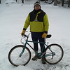 1st Icebike Ride, dec 20, 2008, temp +8F CIMG3421