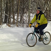 1st Icebike Ride, dec 20, 2008, temp +8F CIMG3423