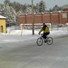 1st Icebike Ride, dec 20, 2008, temp +8F CIMG3422