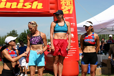 Top Women finishers