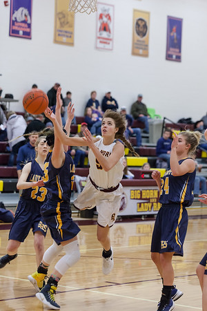 Big Horn High School vs Greybull