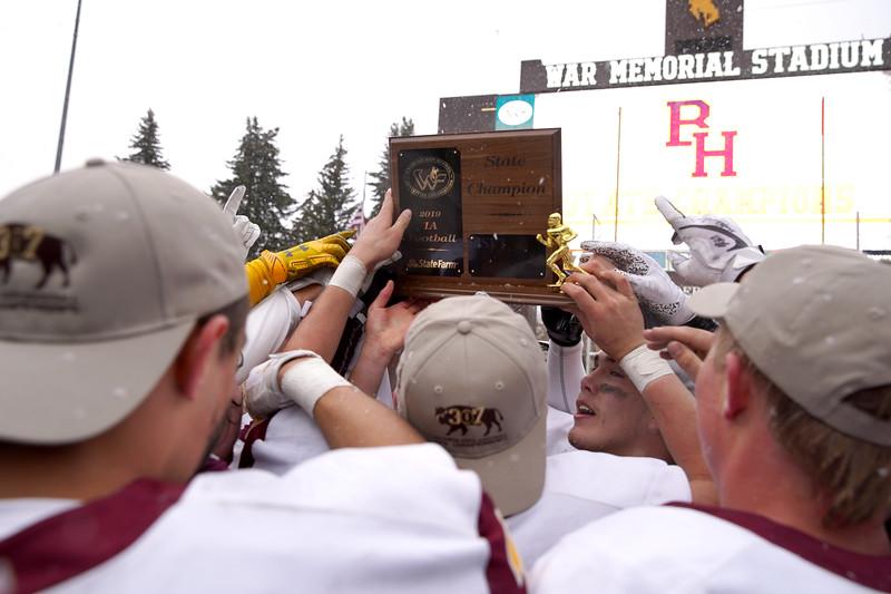 20191116-1A State Championship-Laramie, Wyoming