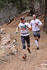 Big Mountain Trail Run, North Cheyenne Canon, Colorado Springs, Colorado