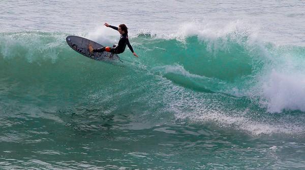 Big Surfing, November 20, 2016, Encinitas, California