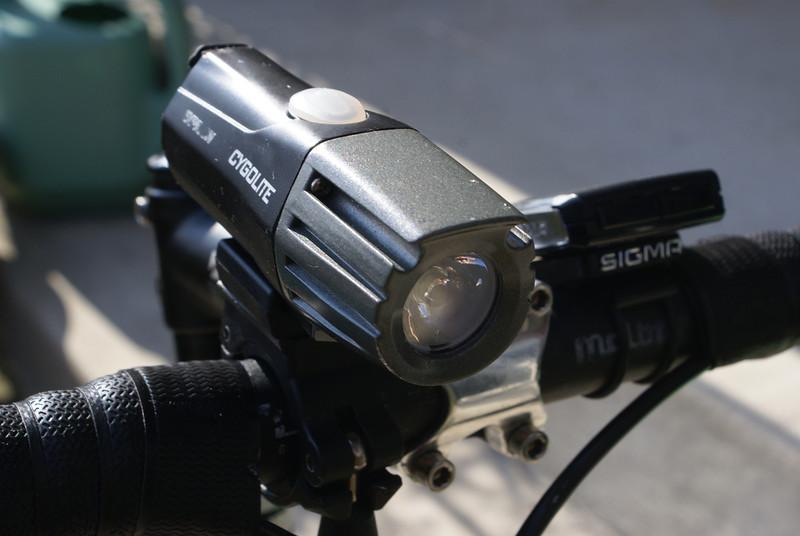 Cygolite Expilion 250 front bike light