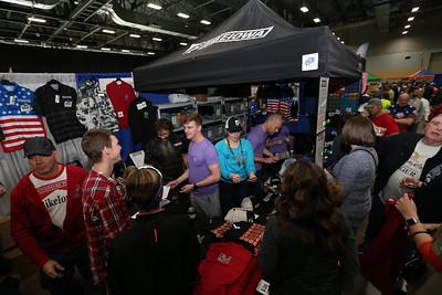 Bike Iowa at the 2018 BIke Expo