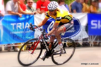 Nature Valley Grand Prix bike race .Women's Pro/Elite Race in Stillwater