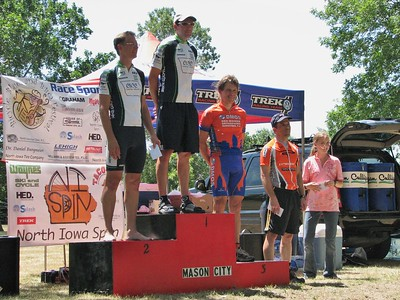 2007 Bicycle, Blues, & BBQ Road Race