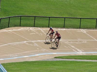Washington Park Velodrome, Kenosha, WI