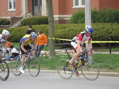 Masters 40+ & 50+, Scott Wall, Chris Eastburn - photo by ICCC