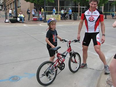 Kid's Race, Scott & Alexi Wall