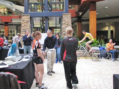 2010 IA Rider of the Year Awards- Junior Women, Valley West Mall, Des Moines
