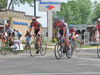 2011 Bicycle, Blues, & BBQ Criterium