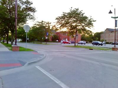 Douglas Avenue & 6th Street