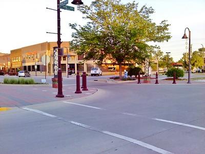 Intersection of Clark Avenue & Main Street