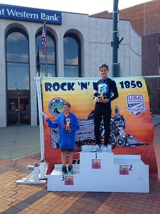 Junior's 10-14, Josh Jass 3rd - photo by Rock N' Rail