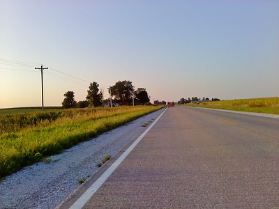 County Line Road Southbound
