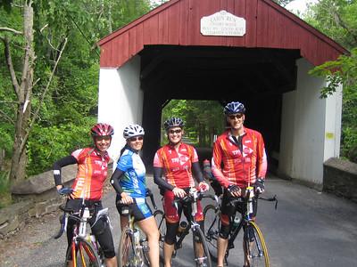 BUCKS Training Ride.2006