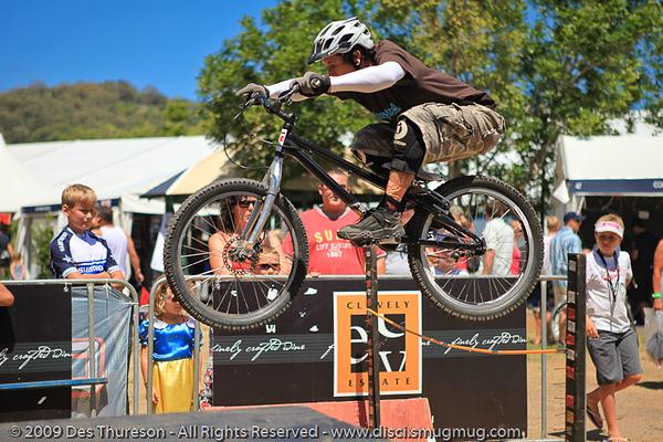 Noosa Triathlon Multi Sport Festival; 31 October, 2009