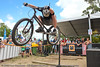 Lewis Greenhalgh - Bike Trials demonstration by Expressivebikes.com - Noosa Triathlon Multi Sport Festival; 31 October, 2009