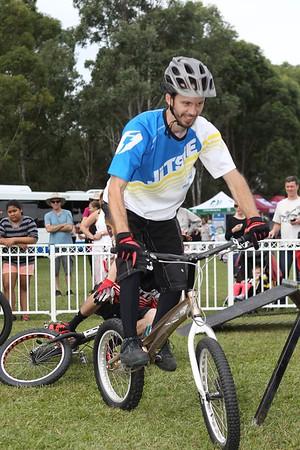 Unedited photos - 2015 Expressive Bikes Bike Trials Stunt Team at Green Heart Fair