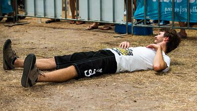 Alternate Processing, Kodak Kodachrome 25 Auto - Tim Mullaly - 2012 Expressivebikes.com Bike Trials Demo Team at the Noosa Triathlon Multi Sport Festival, Noosa Heads, Sunshine Coast, Queensland, Australia. Camera 1. Photos by Des Thureson.