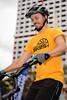 "Tim Mullaly - ExpessiveBikes at Cycling Brisbane Launch, King George Square, Brisbane City, Queensland, AUS; Wednesday 26 March 2014. Photos by Des Thureson - <a href=""http://disci.smugmug.com"">http://disci.smugmug.com</a>."