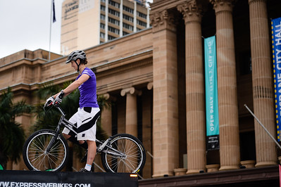 ExpressiveBikes at Cycling Brisbane Launch - Portfolio Gallery