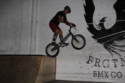 Unedited Photo - ExpressiveBikes - Inspired Bike Trials Expression Session 2014; Ride On Indoor Park, Coopers Plains, Brisbane, Queensland, Australia; 30 August 2014. Camera 2, Photos by Des Thureson - http://disci.smugmug.com.