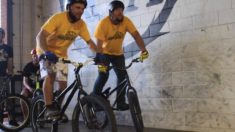 """Video: Collations of video clips and some of the photos from this gallery - 2014 ExpressiveBikes Inspired Expression Session - Bike Trials, Street Trials, BMX. A shorter version of this video is on Vimeo here: <a href=""""https://vimeo.com/105918946"""">https://vimeo.com/105918946</a>"""