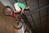 """Adrian Turmine - ExpressiveBikes - Inspired Bike Trials Expression Session 2013; Ride On Indoor Park, Coopers Plains, Brisbane, Queensland, Australia; 31 August 2013. Camera 2, Photos by Des Thureson - <a href=""""http://disci.smugmug.com"""">http://disci.smugmug.com</a>."""