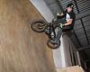"""ExpressiveBikes - Inspired Bike Trials Expression Session 2013; Ride On Indoor Park, Coopers Plains, Brisbane, Queensland, Australia; 31 August 2013. Camera 2, Photos by Des Thureson - <a href=""""http://disci.smugmug.com"""">http://disci.smugmug.com</a>."""