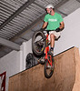 """Adrian Turmine - ExpressiveBikes - Inspired Bike Trials Expression Session 2013; Ride On Indoor Park, Coopers Plains, Brisbane, Queensland, Australia; 31 August 2013. Camera 1, Photos by Des Thureson - <a href=""""http://disci.smugmug.com"""">http://disci.smugmug.com</a>."""