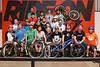 """ExpressiveBikes Inspired Group - ExpressiveBikes - Inspired Bike Trials Expression Session 2013; Ride On Indoor Park, Coopers Plains, Brisbane, Queensland, Australia; 31 August 2013. Camera 1, Photos by Des Thureson - <a href=""""http://disci.smugmug.com"""">http://disci.smugmug.com</a>."""