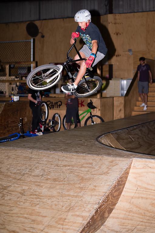 """Lewis Menzani - ExpressiveBikes - Inspired Trials Expression Weekend 2012; Geebung, Brisbane, Queensland, Australia; 01 September 2012. Camera 1, Photos by Des Thureson - <a href=""""http://disci.smugmug.com"""">http://disci.smugmug.com</a>."""
