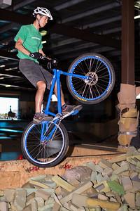 Le Hua - ExpressiveBikes - Inspired Trials Expression Weekend 2012; Geebung, Brisbane, Queensland, Australia; 01 September 2012. Camera 1, Photos by Des Thureson - http://disci.smugmug.com.
