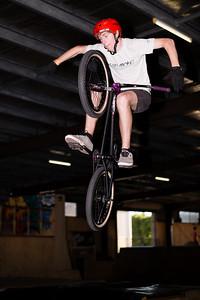 Coen Johnson - ExpressiveBikes - Inspired Trials Expression Weekend 2012; Geebung, Brisbane, Queensland, Australia; 01 September 2012. Camera 1, Photos by Des Thureson - http://disci.smugmug.com.  - Aerial.