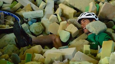 Le Hua - ExpressiveBikes - Inspired Trials Expression Weekend 2012; Geebung, Brisbane, Queensland, Australia; 01 September 2012. Camera 2, Photos by Des Thureson - http://disci.smugmug.com.