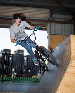 ExpressiveBikes - Inspired Trials Expression Weekend 2012; Geebung, Brisbane, Queensland, Australia; 01 September 2012. Camera 2, Photos by Des Thureson - http://disci.smugmug.com.  - Andrew Clark