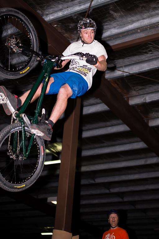 """Joel Nelson - ExpressiveBikes - Inspired Trials Expression Weekend 2012; Geebung, Brisbane, Queensland, Australia; 01 September 2012. Camera 1, Photos by Des Thureson - <a href=""""http://disci.smugmug.com"""">http://disci.smugmug.com</a>.  - Aerial.  Joel Nelson."""